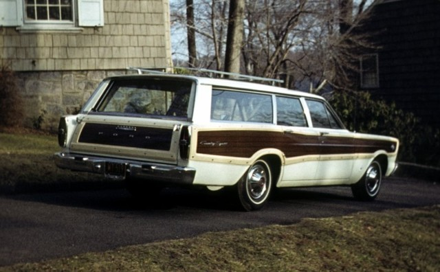 1966 ford country squire - photo #33