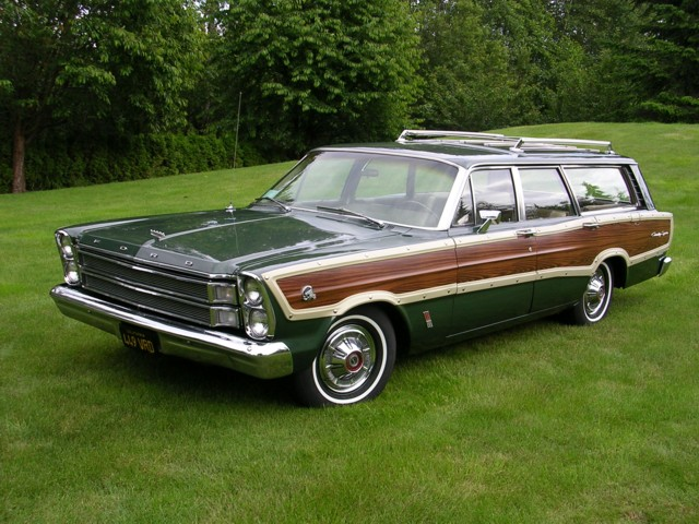 1966 ford country squire - photo #6